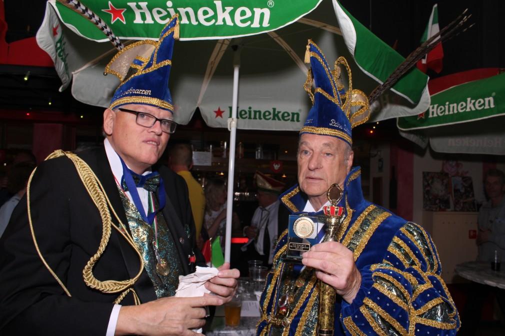 Prins Dorus den I, adjudant Jacobus 2017-2018